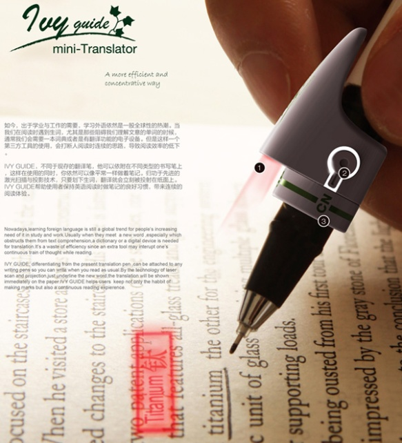 The Translator Pen