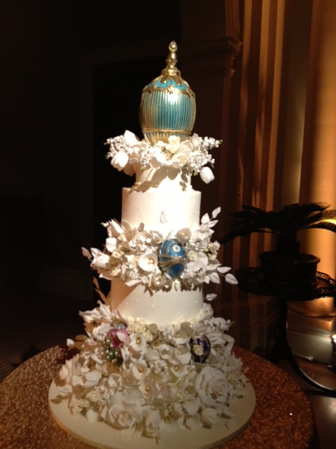 Cake Art By Liz : The Mike Todd/Elizabeth Taylor Wedding DigiDame