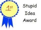 Bildresultat för stupid idea