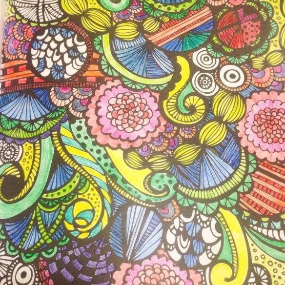 97 Secret Garden Coloring Book Barnes And Noble