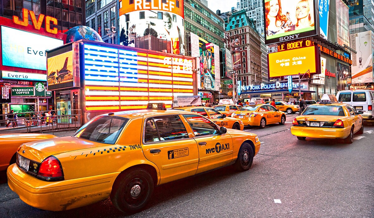 NY Taxi Cabs Fight Back | DigiDame