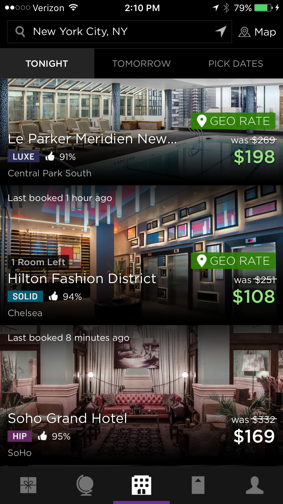 Hotels Tonight May Be Cheaper Than Staying Home | DigiDame