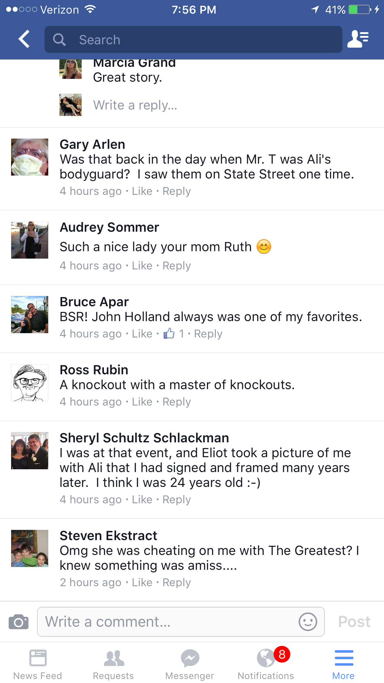Beautiful Photo Comments For Facebook Archidev